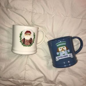 Threshold Christmas Mugs